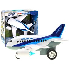 Didelis žaislinis keleivinis lėktuvas JOK PTP01640