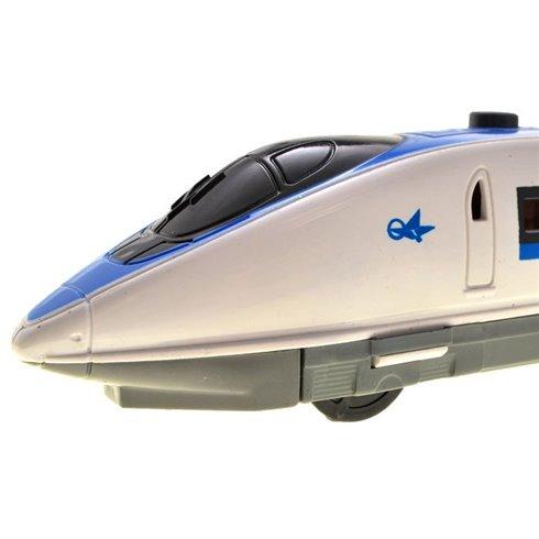 Traukinys su bėgiais, nepaprastai ilgas maršrutas 450cm tunelis PTP00353
