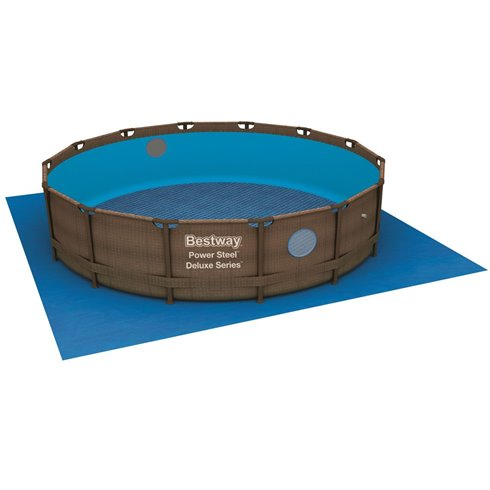 Kilimėlis sodo baseinui  Bestway488 x 488cm 58003