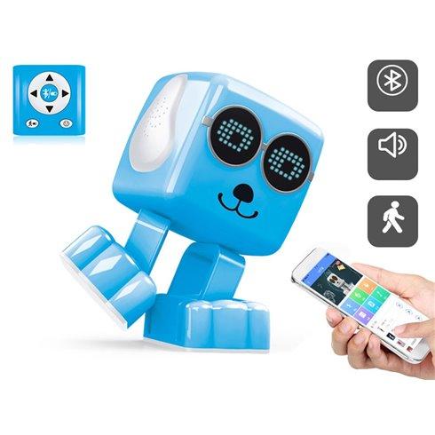 """Šokantis """"Smart Robot"""" žaislas su bluetooth PTP00425"""