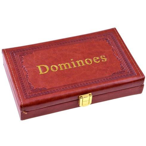 Dėlionė DOMINO  elegantiškoje dėžutėje PTP00335