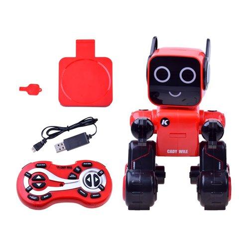 Pažangus ROBOT WILE su nuotoliniu valdymo pultu PTP00445