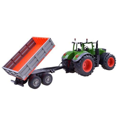 Didelis traktorius su pultu 2,4GHz PTP00456