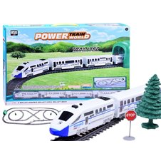 Keleivinis traukinys, geležinkelio vagonai, 9 metrų ilgio maršrutas PTP00467