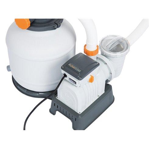 Smėlio pompa Bestway baseinui 8327 l/h 58499