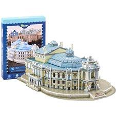 3D Odesos operos teatro dėlionė JOK PTP02902