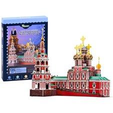 3D dėlionė ortodoksų bažnyčia JOK PTP02904