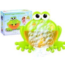 Bąbelkowa żaba do kąpieli maszynka do piany PTP02961
