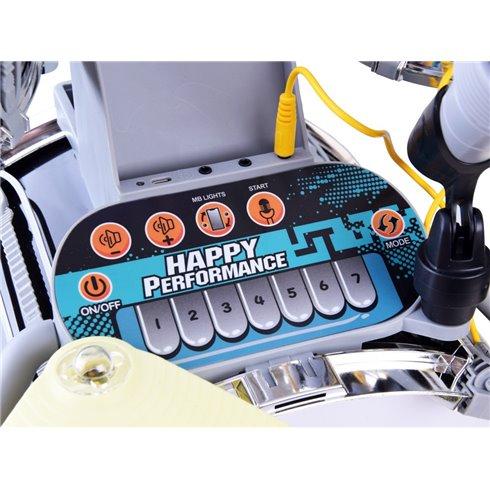 Didelis penkių būgnų rinkinys PTP00110