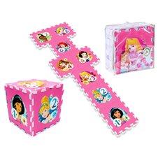 Puzzle piankowe Disney Princess mata 31x31 PTP03154