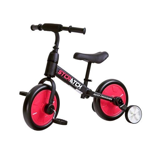 Vaikiškas dviratis 3in1 PTP00620