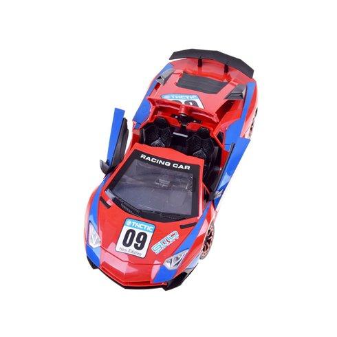 Nuotoliniu būdu valdomas sportinis automobilis su nuotolinio valdymo pultuPTP00501