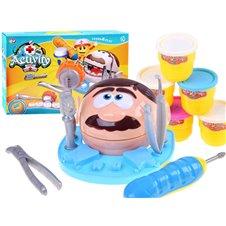 Masa plastyczna Mały Dentysta - Chory Ząbek PTP03214
