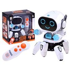 Šokantis robotas PTP00505 White