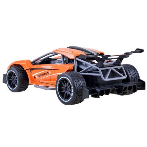 Metalinis JOK nuotoliniu būdu valdomas automobilis PTP00517 Oranžinis