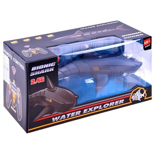 Nuotoliniu būdu valdomas vandens ryklys PTP00534