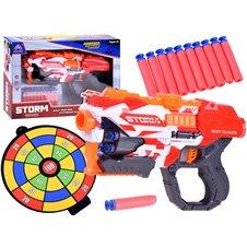 Žaislinis šautuvas su priedais JOK PTP03401