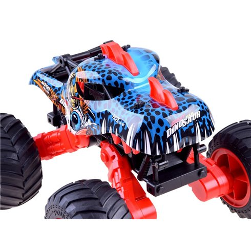 "Didelis ""Monster DINO 4x4"" automobilis PTP00537C"