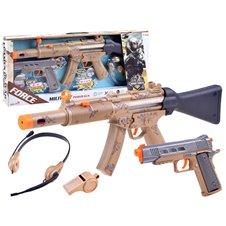 Zestaw dla żołnierza Karabin + pistolet  PTP03455