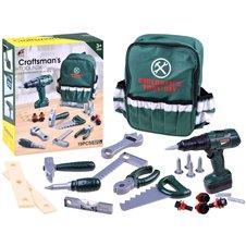 Plecak majsterkowicza + narzędzia PTP03539