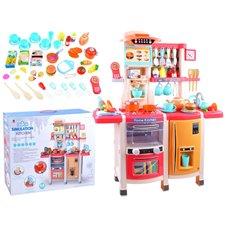 Didelės virtuvės rinkinys JOK PTP03547 Pink
