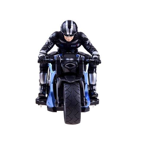 Piloto valdomas sportinis motociklas PTP00558 Blue