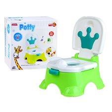 Muzikinis tualetinis puodukas JOK PTP02191