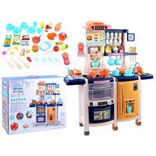 Didelės virtuvės rinkinys JOK PTP03547 Blue
