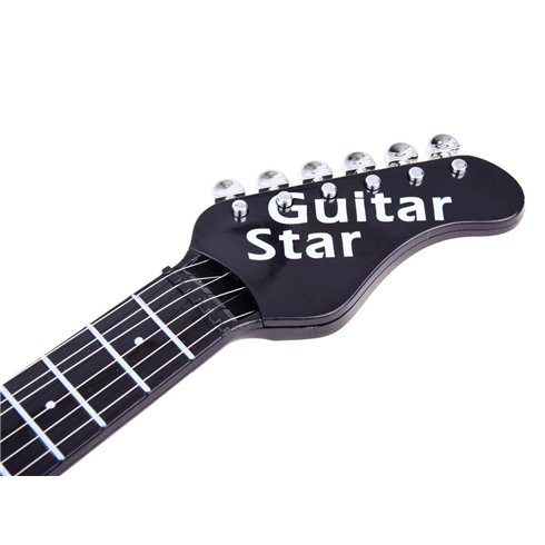Vaikiška roko gitara su mikrofonu PTP00105B