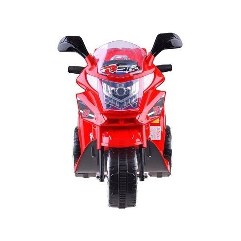 Motociklas su LED žibintais PTP00241 mėlynas
