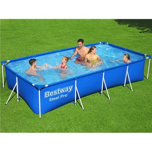 Baseinas Bestway 400 x 211 cm 8w1 56424