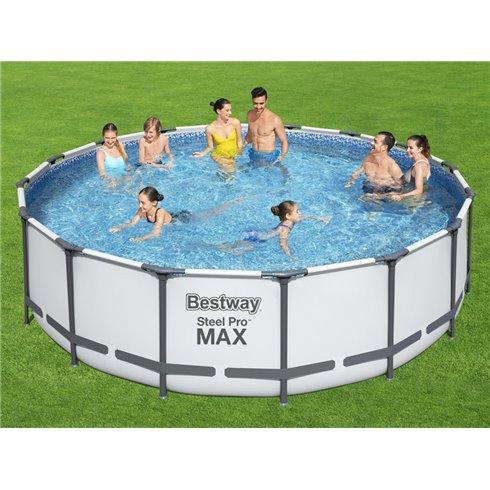 Baseinas Bestway  488x122cm 10w1  5612Z