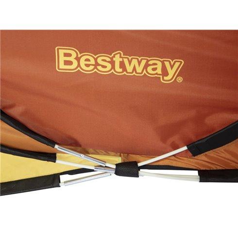 Paplūdimio palapinė Bestway šuniukas  182x96x81 68108