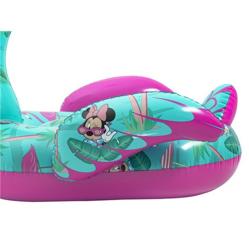 "Čiužinys Bestway  ""Disney Flaming Minnie"" didelis 91081"