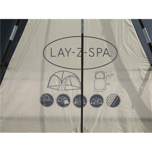 Palapinė Bestway  Lay-Z-Spa su  paviljono danga  60305
