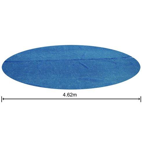 Saulės danga Bestway baseinui  457,488cm 58253