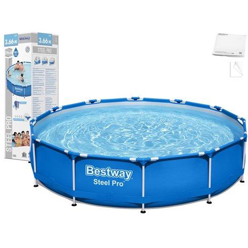 Baseinas Bestway 366x76 cm 6,473L 56706