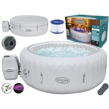 Bestway jacuzzi Lay-Z-Spa PARIS led 6os. 60013