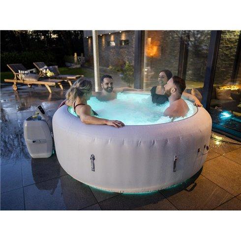 Sūkurinė vonia Bestway  Lay-Z-Spa PARIS led 6asm. 60013