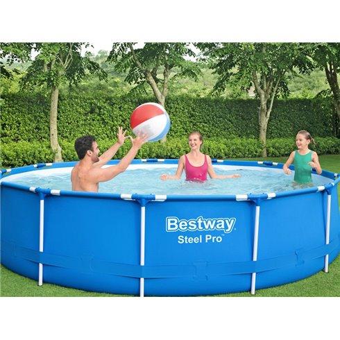 Baseinas Bestway  396x84cm 8w1 5612E