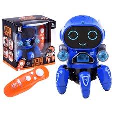 Šokantis robotas PTP00505 Blue