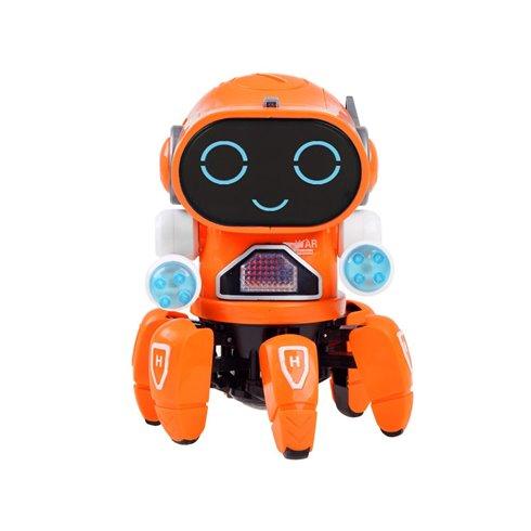Šokantis robotas  PTP00505 Orange