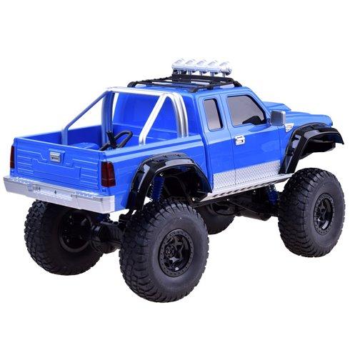 Automobilis Pickup 4ratai PTP00427 mėlynas