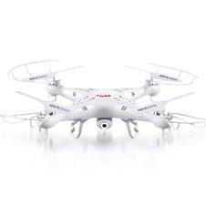 Dronas su kamera RC SYMA X5C 2,4GHz HD