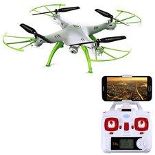 Dronas RC Syma X5HW 2,4GHz kamera Wi-Fi
