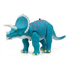 Valdomas dinozauras Triceratops RC + garsai