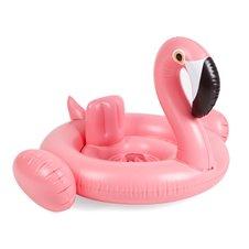 Pripučiamas ratas su kėdute vaikams Flamingas