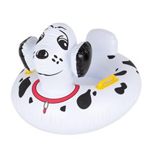 Pripučiamas plaukiojimo ratas šuniukas Dalmantinas