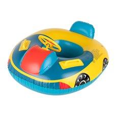 Materac dmuchany pontonik dla dzieci z kierownicą