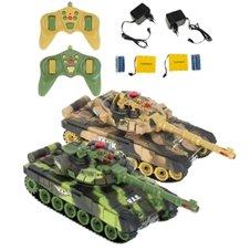 Valdomų tankų Rinkinys T90